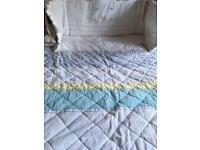 Little Bird cot/cot bed bedding