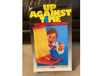 Up Against Time Vintage Family Game