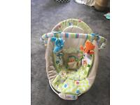 Bright Starts Baby Bouncer/ Bouncy Chair
