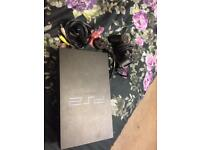 PS2 for Spares and Repairs *Power goes to it but no picture*