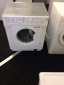 Indesit 6kg Integrated Washing Machine