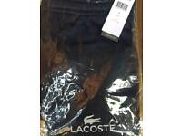 Lacoste Shorts with Tags Mens - Genuine