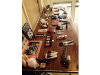 different named make up assortment