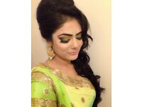 Makeup Artist Covering West Midlands / Asian Bridal Makeup Artist / Bridal Makeup & Hair