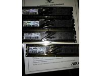 8gig of Ocz ddr2 gold series