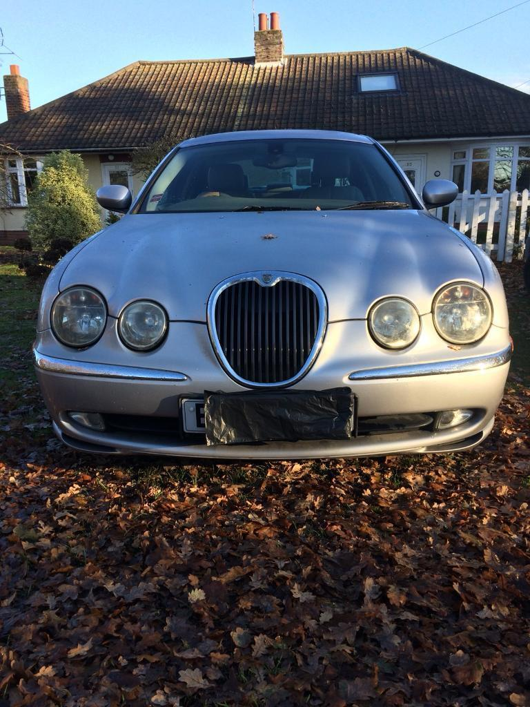 Jaguar s type V8 ( NOW SOLD )