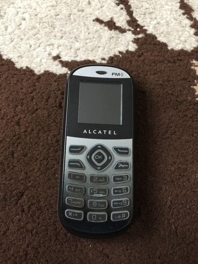 Alcatel OT-209- Unlocked