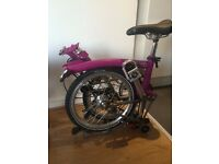 Brompton Folding Bike - Brand New