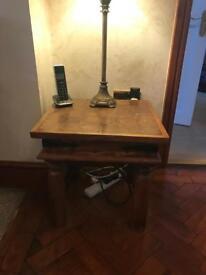 Solid wood 7 piece furniture bundle, excellent condition