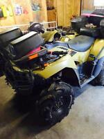 2005 brute force 750 for parts
