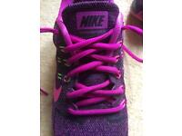 Nike stability running shoes - size 6