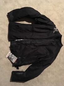Brand new ladies Richa motorcycle jacket
