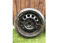 """Set of 4 G60 steel wheels 15"""""""