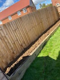 Landscaping/groundwork's services