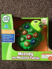 Leap Frog - Melody the Musical Turtle