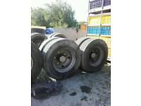 Ror axles 215 x 75 x 17.5 ( Scania volvo daf Mercedes )