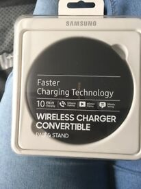 Samsung faster charger wireless