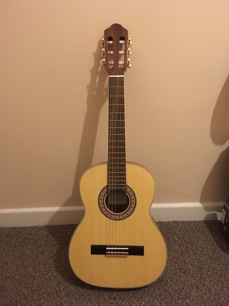 1/2 size acoustic classical guitar from Thomann  | in Durham, County Durham  | Gumtree