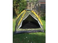 2-Person Ben 10 tent with ground sheet