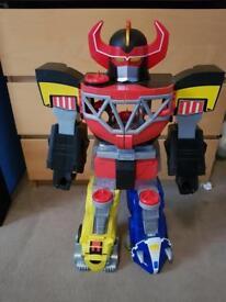 Megazord Power Ranger !! REDUCED !!