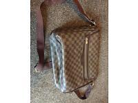Louis Vuitton laptop bag side bag