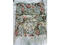 Very good quality, brand new silk scarf