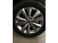 2014 Volkswagen Golf Alloy Wheels