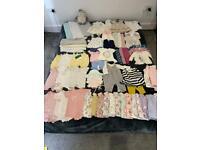 Summer baby 0-3 month bundle