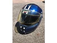 Caberg motorcycle helmet large