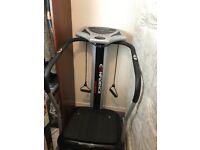Vibra Plate Machine brand new condition