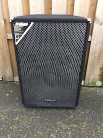 Prosound speaker
