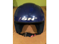 Childrens ski helmet- size xs (53-54cm)- blue, excellent condition