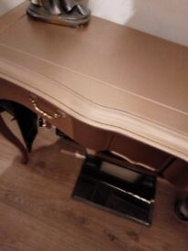 Consle/dressing table