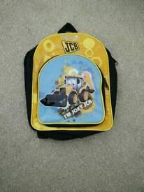 My first JCB rucksack
