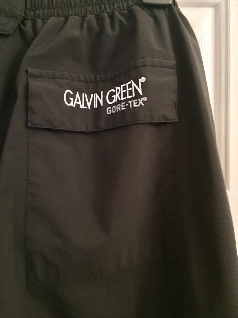 61f3a9cd2 Galvin Green Alf Waterproof Gore-Tex Trousers Medium | in Troon ...