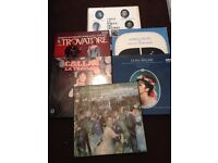 Vinyl boxed sets of Classical music / opera
