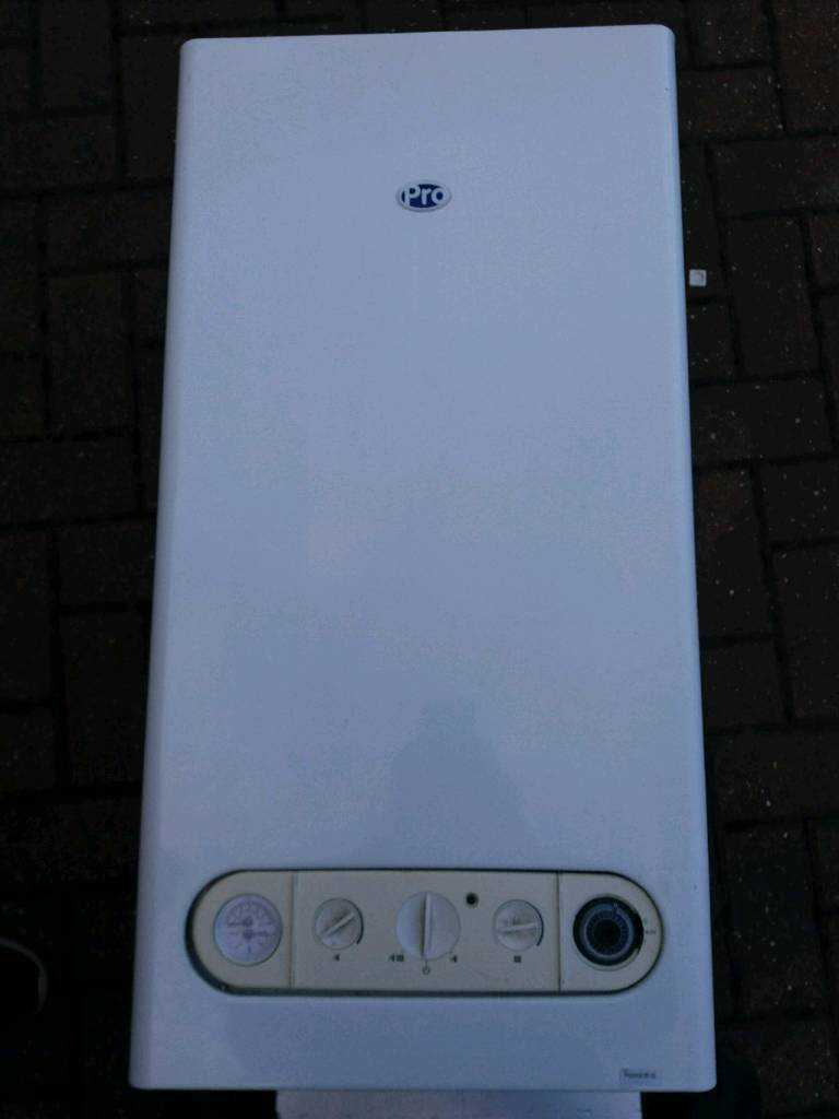 Pro combi boiler only 6years old.. was working and in good condition ...