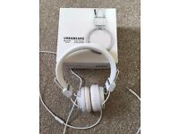 Urbanears Plattan White Headphones