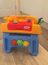 Little Tikes Handiworker first tool bench