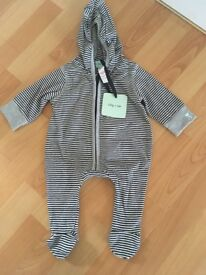 Baby romper suit from Lilly and Sid