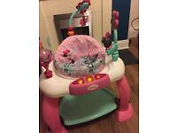 Minnie Mouse baby bouncer chair