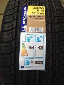 Michelin 235/55/R19 101 H