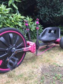 Huffy Pink Machine