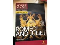 NEW Romeo and Juliet Shakespeare GCSE 9-1 Revision Guide