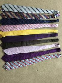 Men's ties 10 for £5