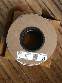 Warmup underfloor heating cable - unused