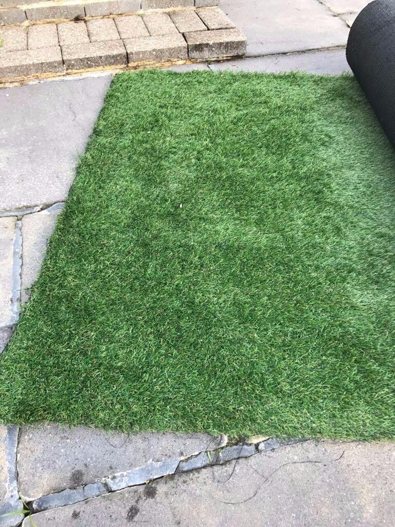 Premium 40mm artificial grass (11.5m2 - Pine Valley)