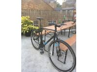 2015 Genesis Day One Single Speed Road Bike - 58cm - great condition