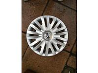 Volkswagen Golf wheel trim