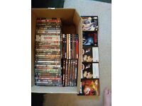 54 DVDS For Sale